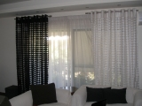 SITTING ROOM CURTAIN 057